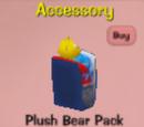Plush Bear Pack