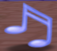 Music Note treasure