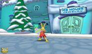 Me the yellow rabbit