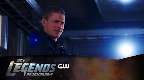 DC's Legends of Tomorrow The Chicago Way Trailer The CW