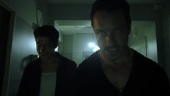Teen Wolf Season 3 Episode 10 The Overlooked Ian Bohen Tyler Posey Scott and Peter take on the twins
