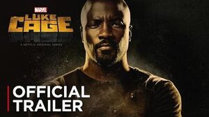 Luke Cage Official Trailer HD Netflix