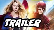 The Flash 3x11 Promo - The Flash Supergirl Crossover Breakdown