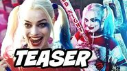 Suicide Squad Funny Moments Teaser Breakdown