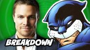 Arrow Season 3 - Wildcat Character Breakdown