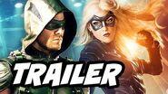 Arrow Season 5 Episode 10 Promo - Prometheus and Black Siren Explained