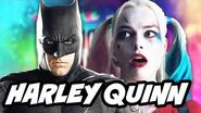 Suicide Squad Harley Quinn and The Joker vs Batman Spinoff Movie
