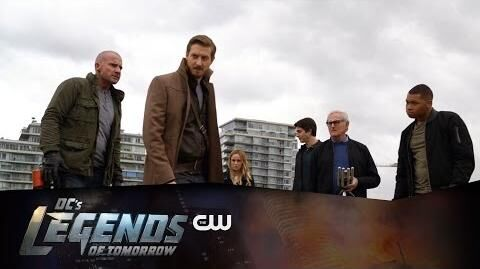 DC's Legends of Tomorrow Season 2 Comic-Con® First Look Trailer The CW