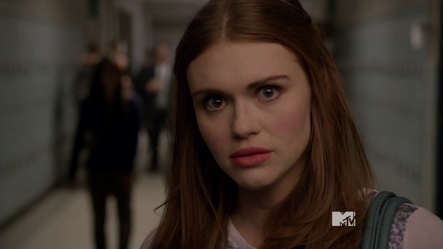 Teen Wolf Season 3 Episode 13 Anchors Holland Roden as Lydia Martin