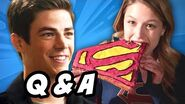 The Flash Episode 21 and Arrow Finale Q&A