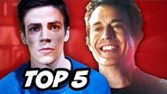 The Flash Episode 22 - TOP 5 WTF and Easter Eggs