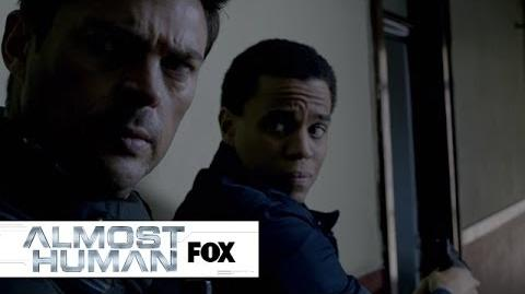 FOX Fall Preview ALMOST HUMAN FOX BROADCASTING