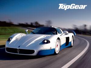 Supercars-Maserati MC12
