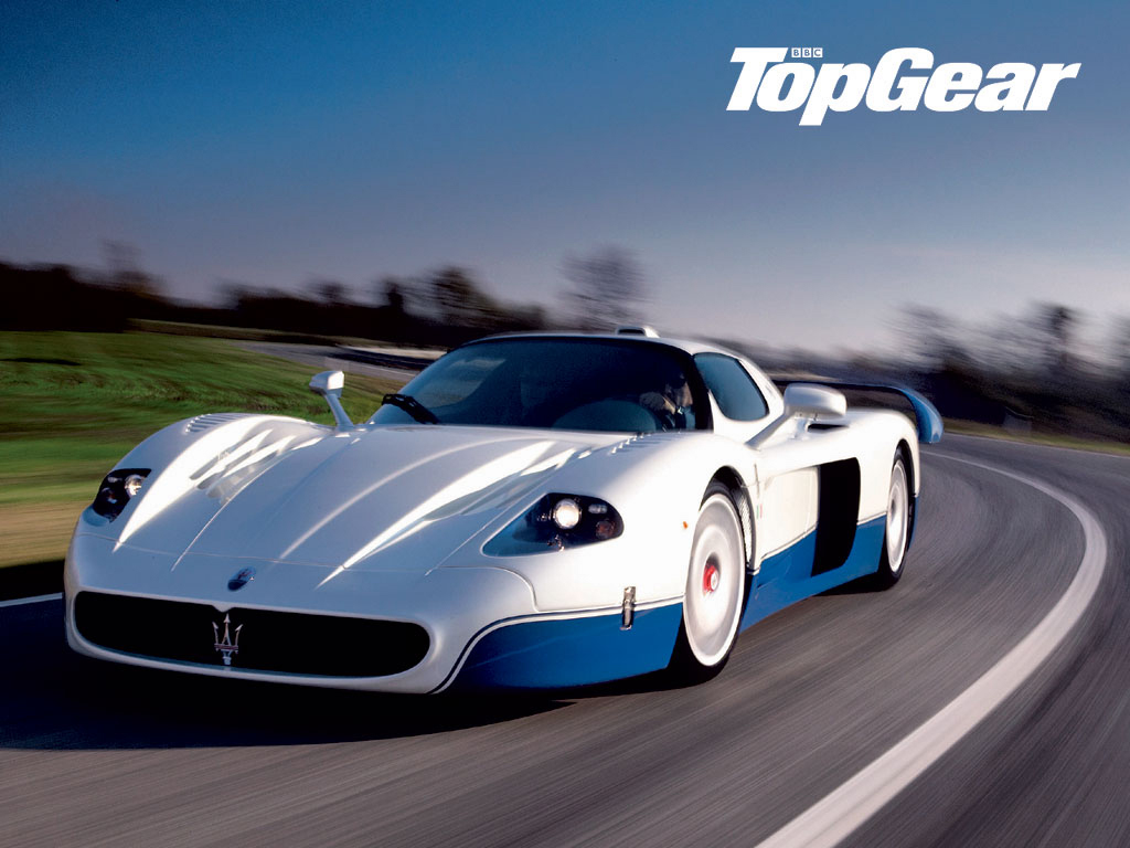 Maserati Mc12 Top Gear Wiki Fandom Powered By Wikia