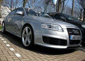 DE-Audi RS6