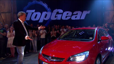 Jezza presents the Astra