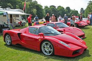 Ferrari Enzo Stanford Hall Auto Italia 2006 IMG 4483