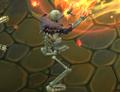 Skeletal Pyro