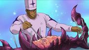 Tairan cooking at CF