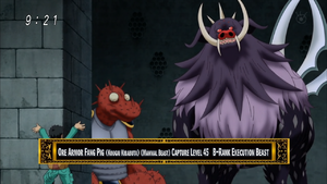 Ore-Armored Fang Pig Eps 59