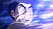 Komatsu's resolve