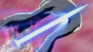 Toriko using Kugi Punch on Starjun's GT Robo