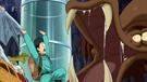 Convoysaurus scaring Komatsu