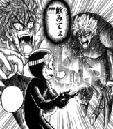 Toriko and Match driven by the smell of the Century Soup