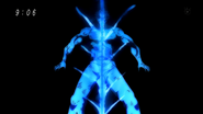 Toriko is cut in half in image