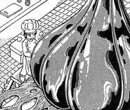 Komatsu peeling Meteor Garlic