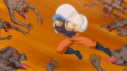 Toriko attacked by Hyena Gangs
