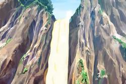 Yogurt Waterfall