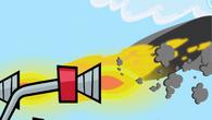 Jetpack runs down