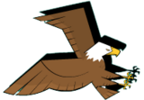 Eagle (Transparent)