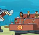 Verdad o Tiburón Mutante
