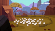 Australia catch the sheep