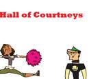 Hall of Courtneys