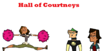 Hall of Courtneys