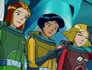Totally Spies Space Much
