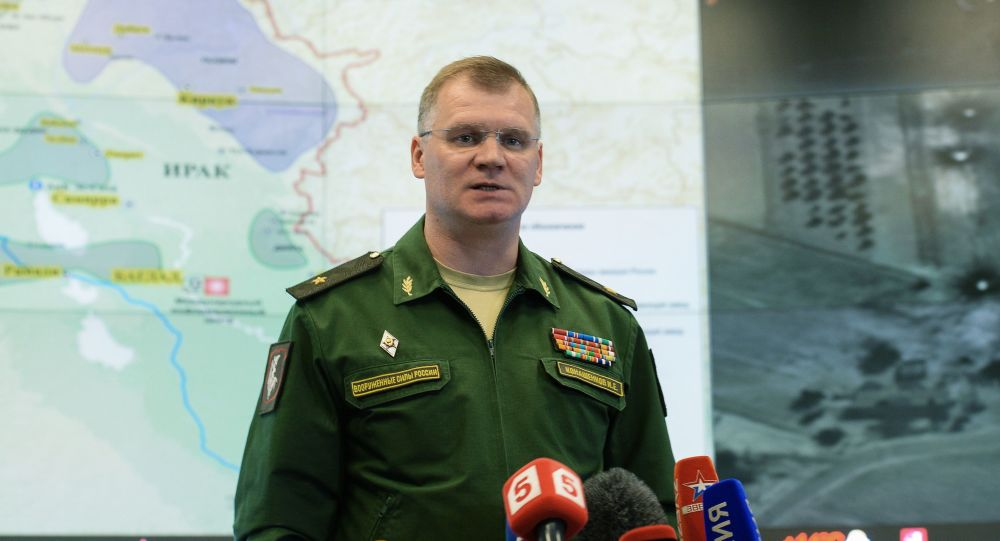Image result for Major-General Igor Konashenkov