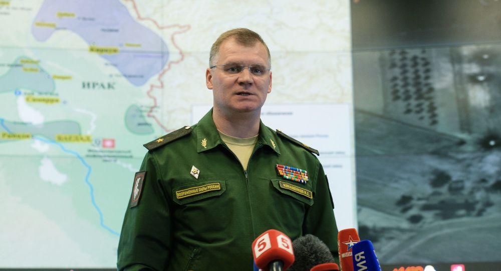 Image result for Major-General Igor Konashenkov