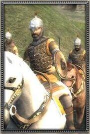 Moorish Arab Cavalry