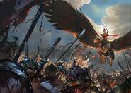 Total War Warhammer key art