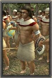 Aztec Spear Throwers (old)