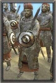 Moorish Dismounted Christian Guard