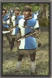 Portugese Peasant Crossbowmen