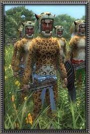 Mayan Jaguar Warriors