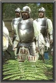Portugese Dismounted Conquistadores