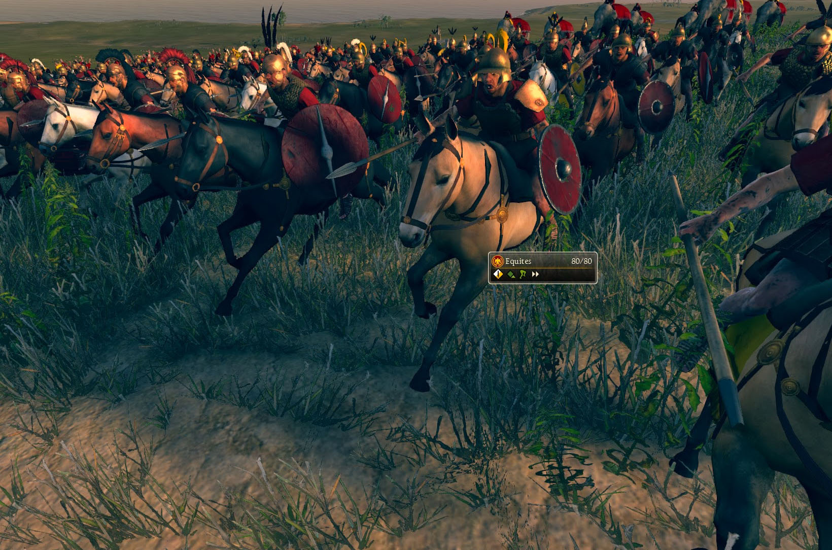 Auxiliary Cavalry Auxiliary Cavalry Total War