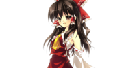 Touhou Pocket Wars EVO: Reimu